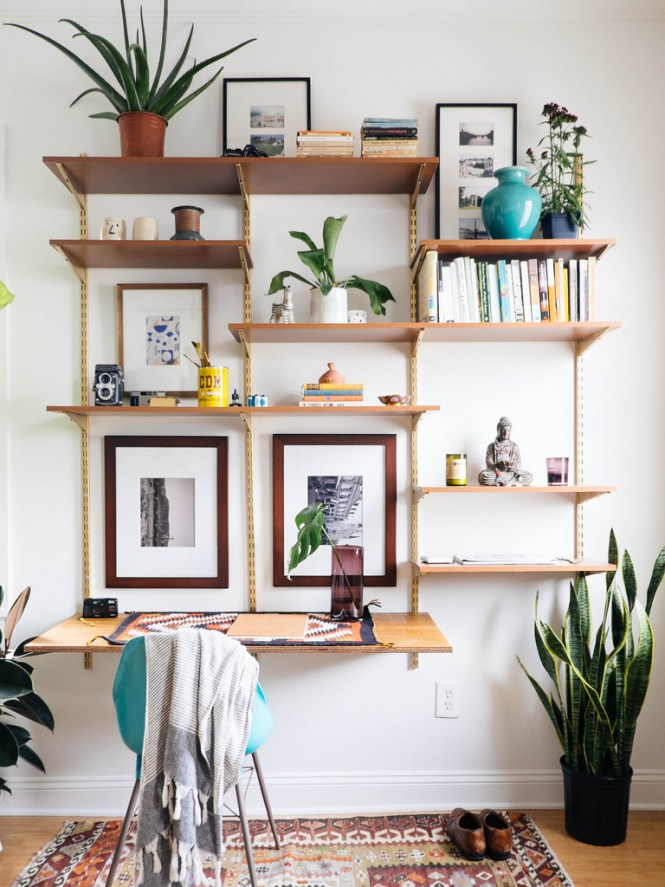 Diy Wall Mounted Shelving Systems
