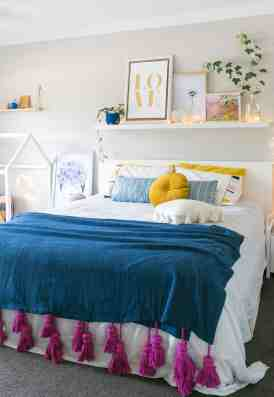 Ideas For What To Put Above Your Bed Apartment Therapy