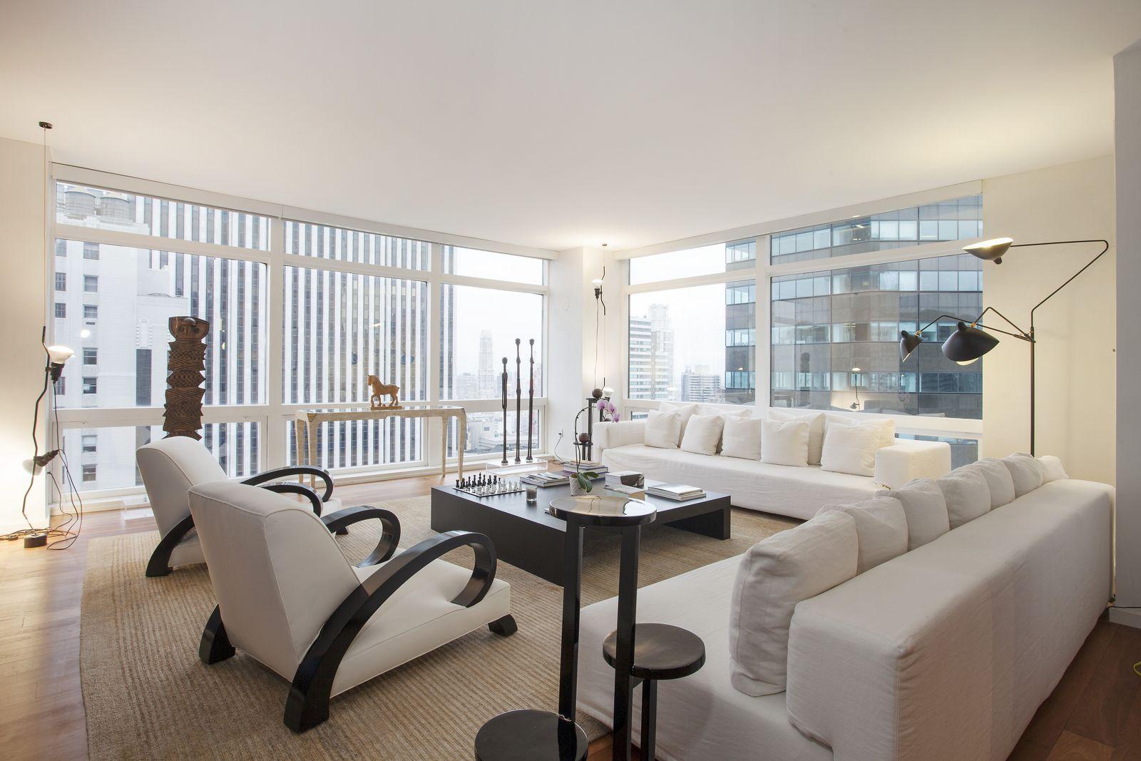 Best Kitchen Gallery: Stunning 10 Million New York City Apartment For Sale Gtspirit of Apartments In New York  on rachelxblog.com