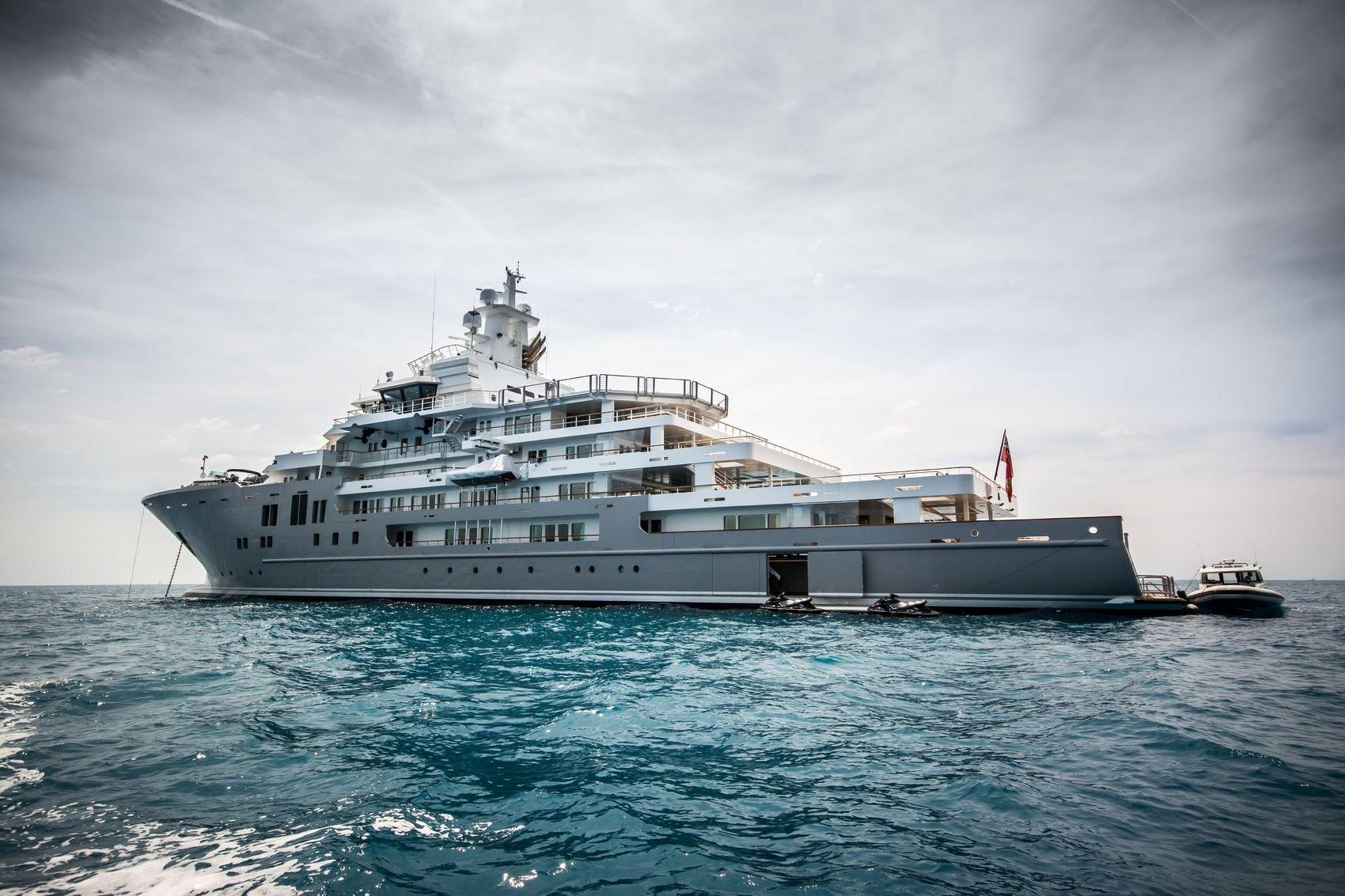 Superyacht Sunday Epic 195 Million Ulysses Super