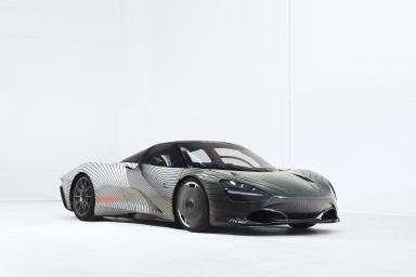 McLaren Speedtail Begins One Year Testing Ahead of 2020 Deliveries - GTspirit