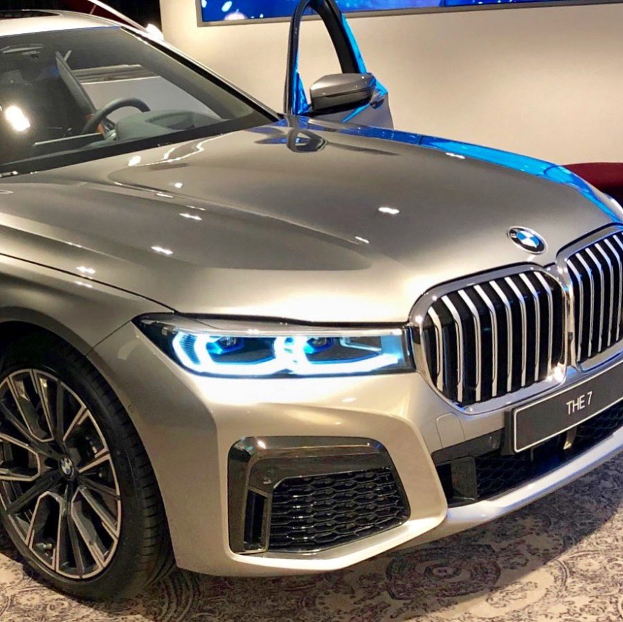 BMW 7 Series Facelift Fully Leaked (Front and Rear) - GTspirit