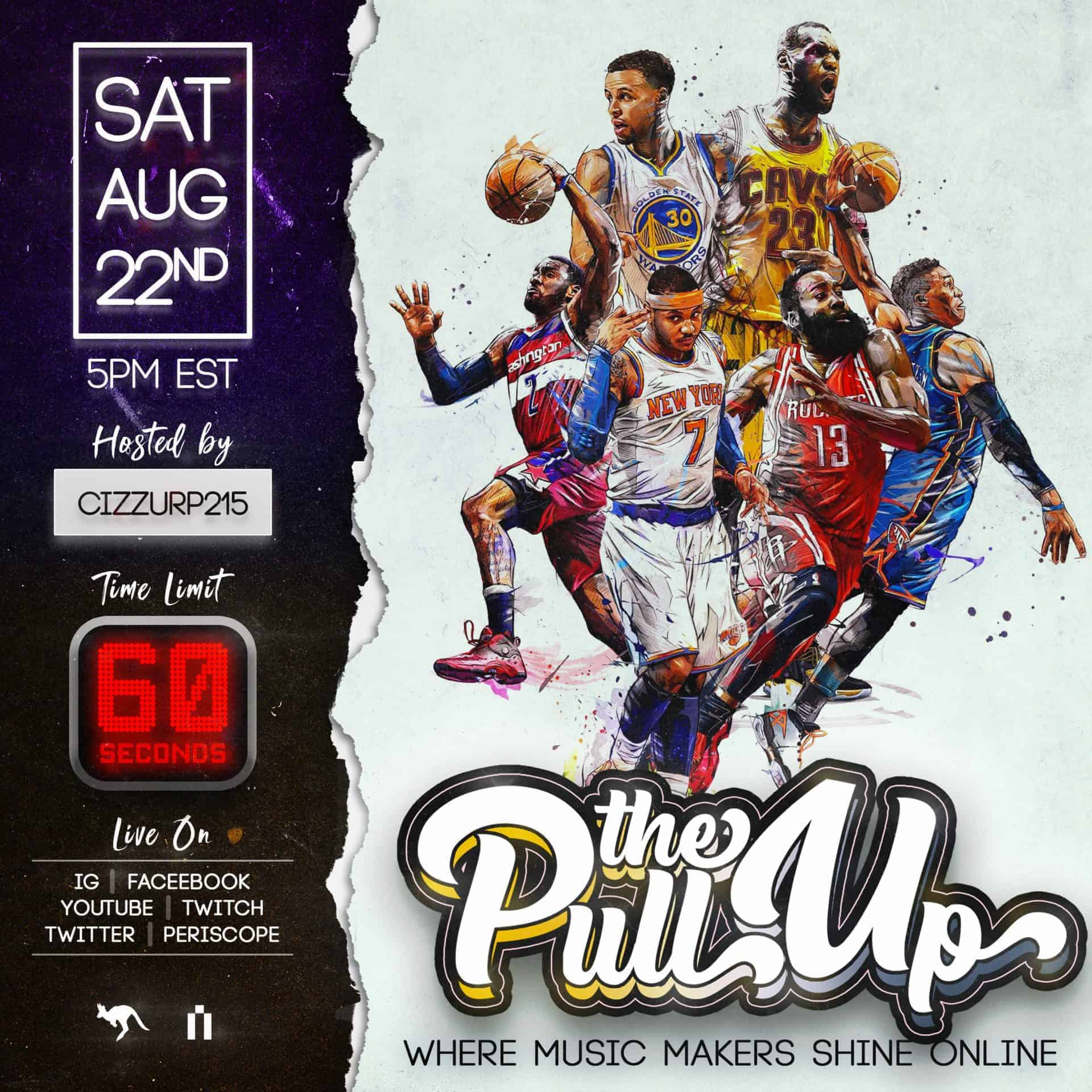 The Pull Up Vol. 21