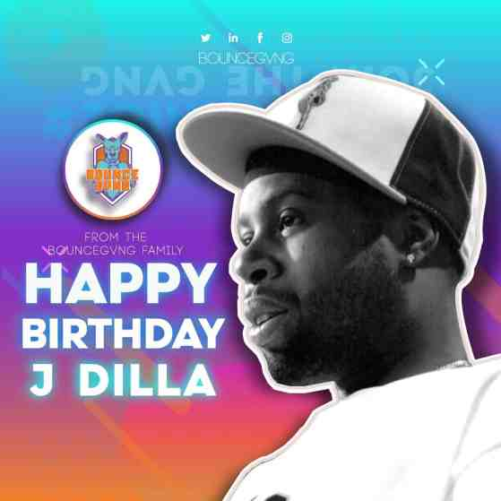 Happy Birthday J Dilla