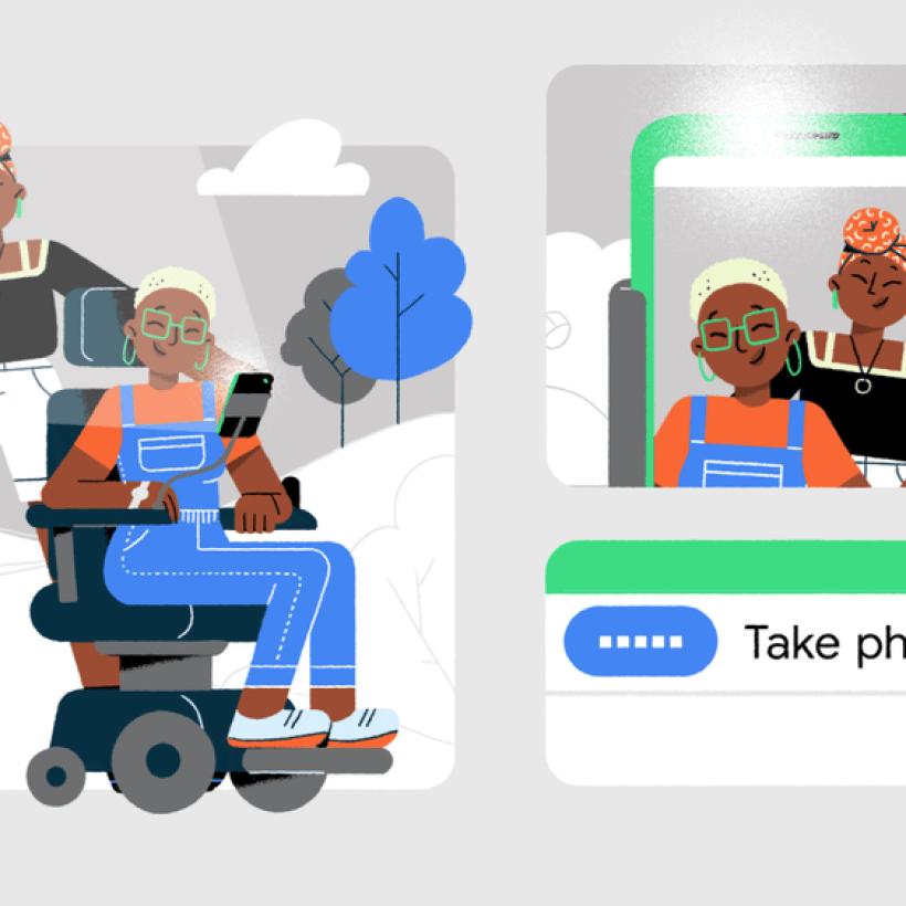 Utilice y navegue fácilmente por su teléfono hablando en voz alta con Voice Access