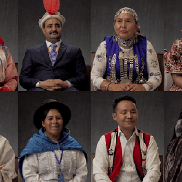Indigenous speakers share their languages on Google Earth