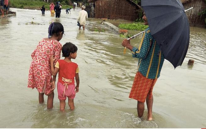 Save the Children - India Floods