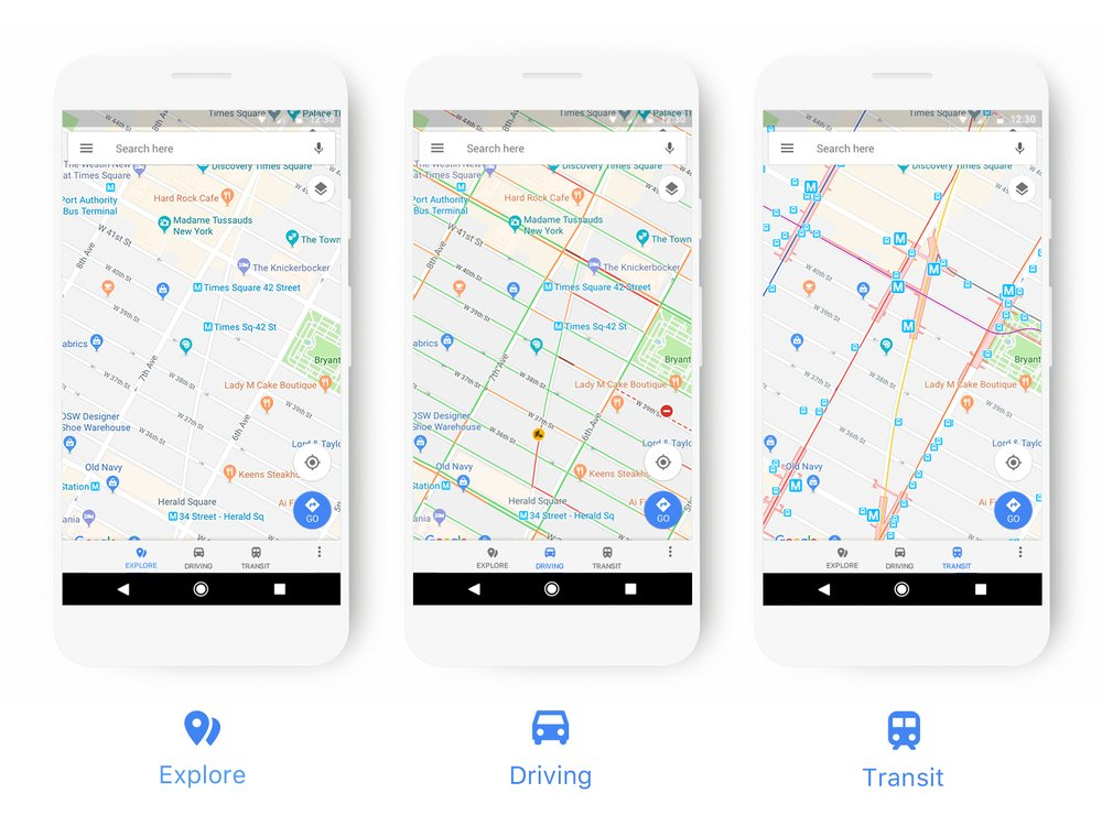 Google Maps will get a brand new look