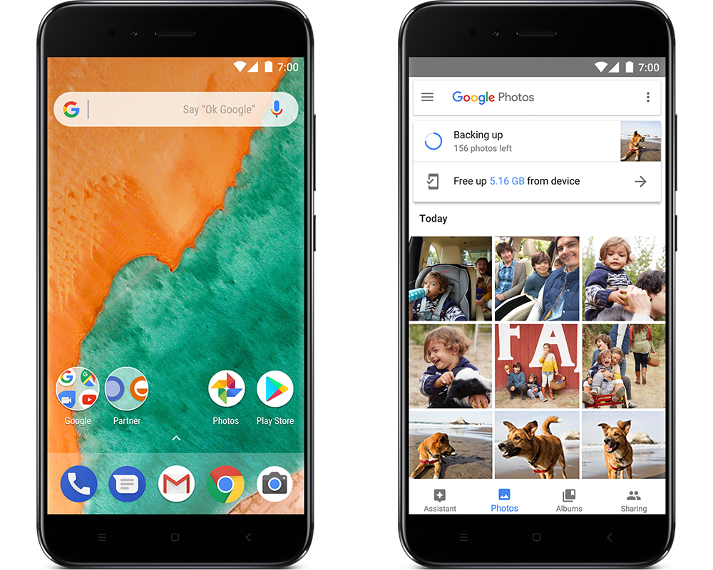Taking the subsequent step with Android One