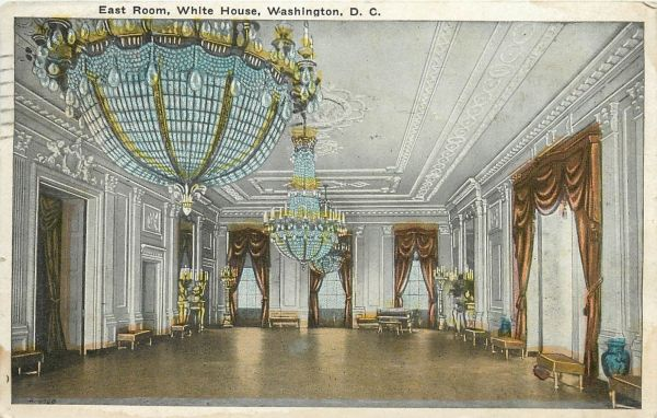 Image result for photos of the east room reception room