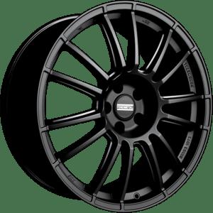 Fondmetal 183BM 9RR Gloss Black Milled