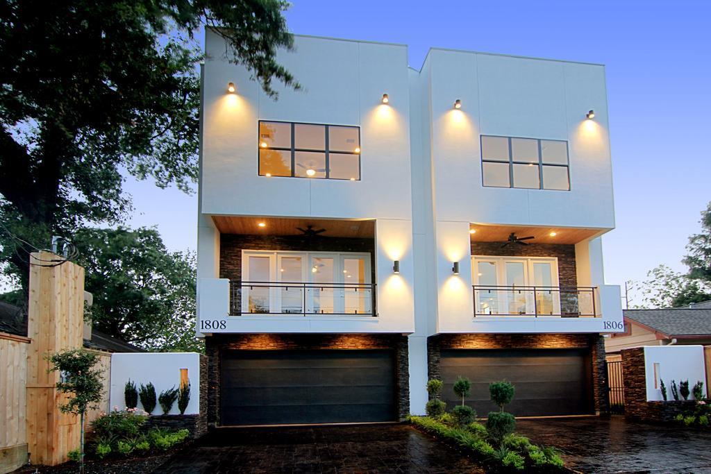 Inner Loop Sales Townhomes In Houston Texas For Sale