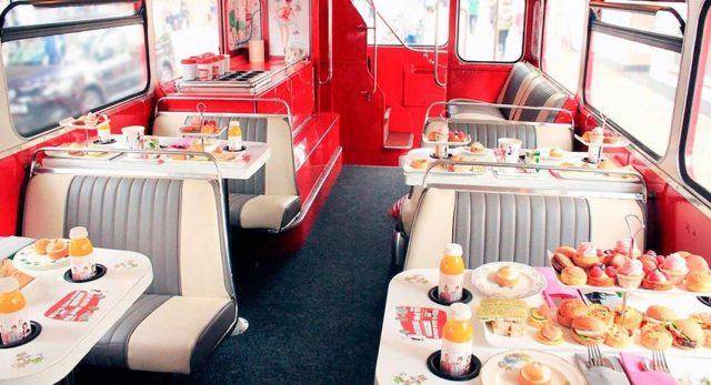 Tea Bus Tour