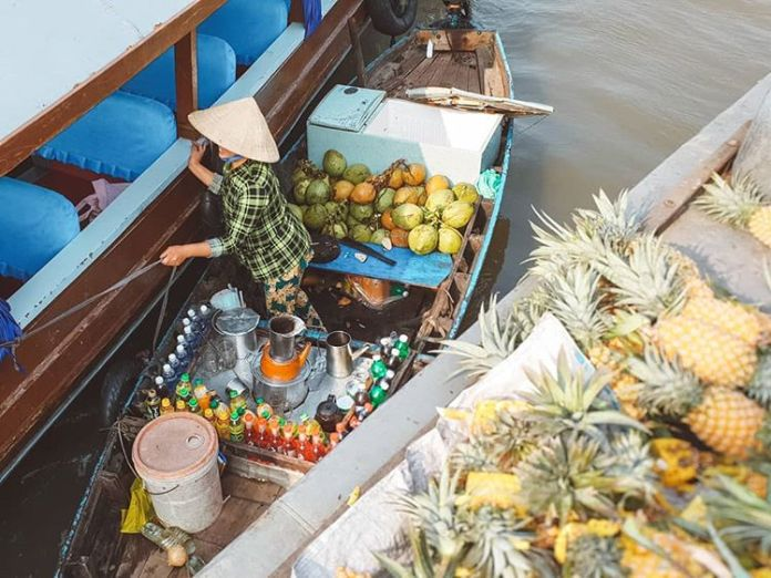 Mekong delta trip from Ho Chi Minh