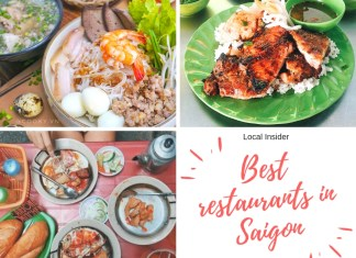 best restaurant in ho chi minh city