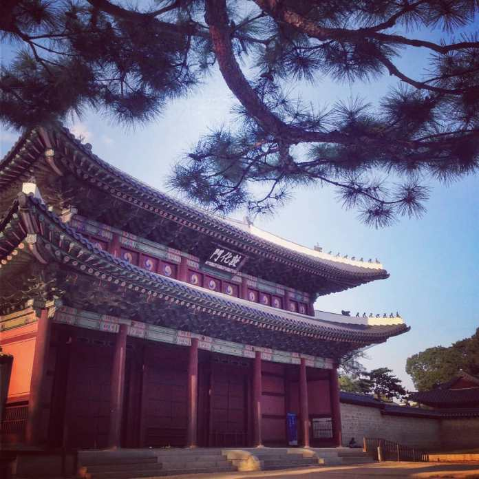 Changdeokgung palace guide