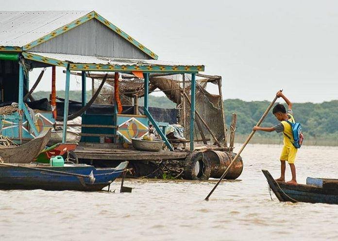 Mekong Delta day trip in Cambodia