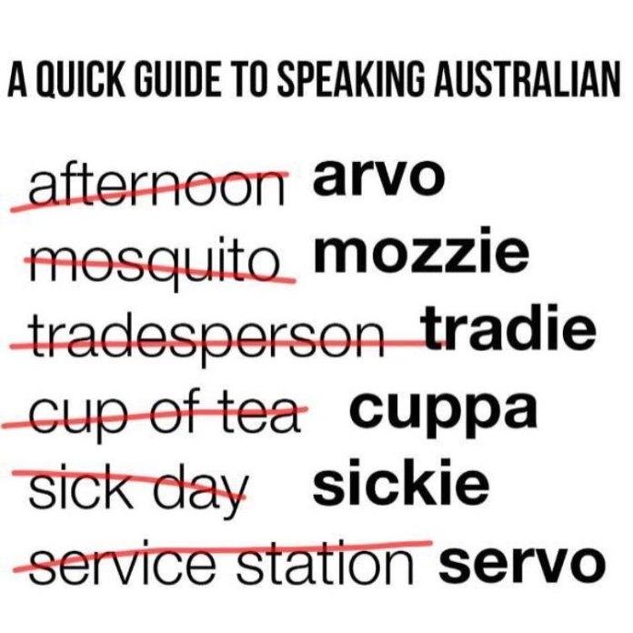 Australian lifestyle