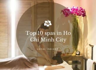 best spas in ho chi minh city