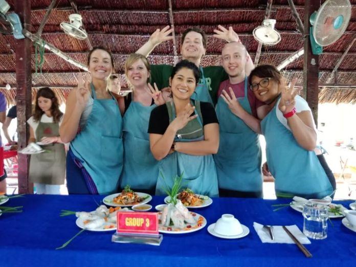 best cooking classes in Vietnam