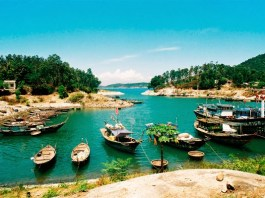 cham island one day tour