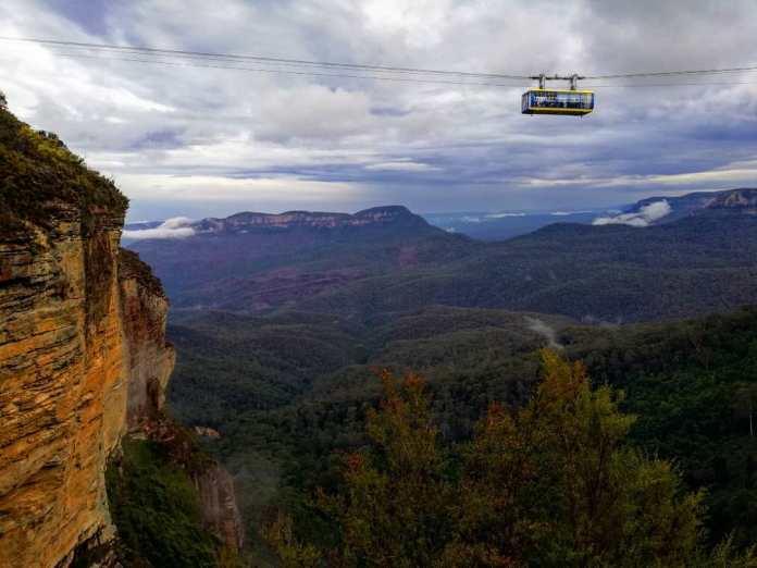 sydney scenic world ride