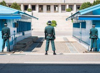 Bàn Môn Điếm - DMZ Hàn Quốc