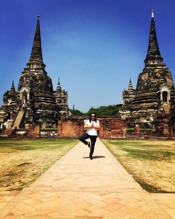 đền phra si sanphet ayutthaya