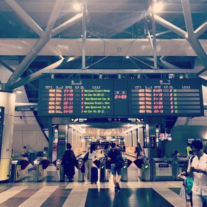 Phương tiện giao thông ở Đài Loan luôn khiến dân du lịch Đài Loan tự túc thích thú