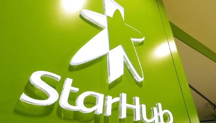 Logo nhà mạng StarHub