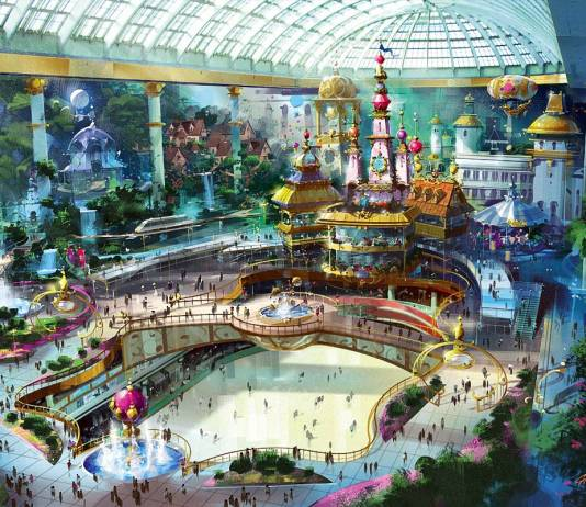 Lotte World Adventure