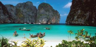 Trải nghiệm khi du lịch Krabi - các hòn đảo