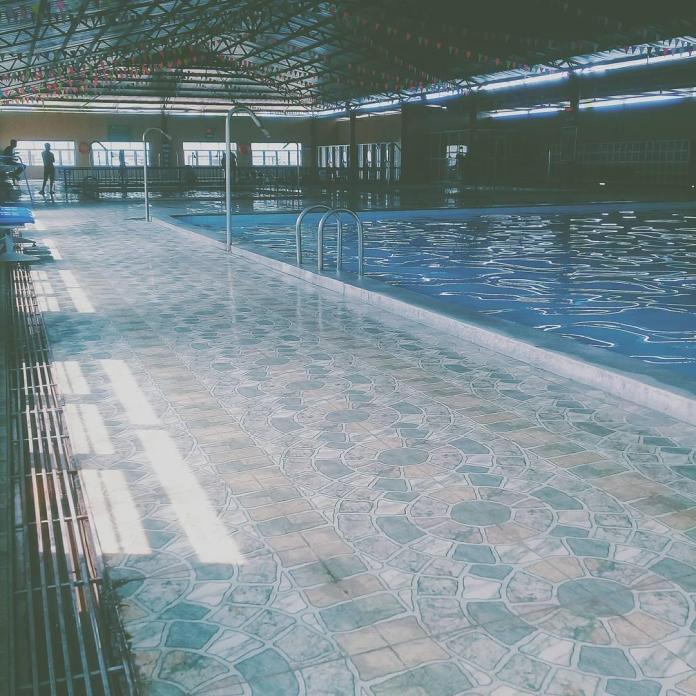 Khu suối nước nóng Thanh Thủy