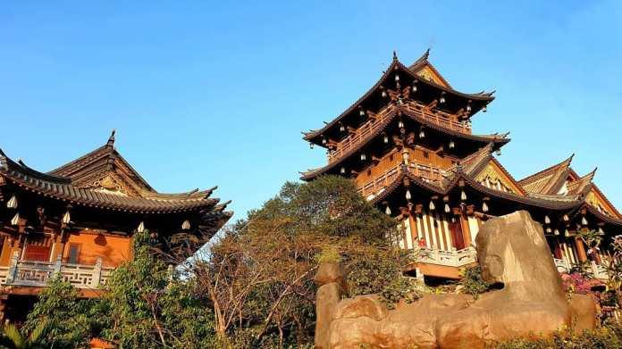 Tu viện Khánh An - chùa miền Nam