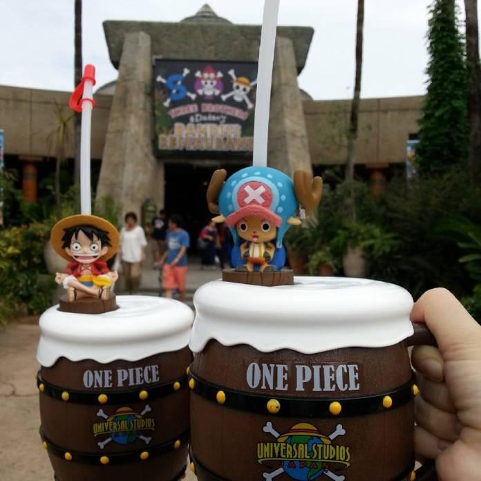 Đảo Hải Tặc ở Universal Studios Japan