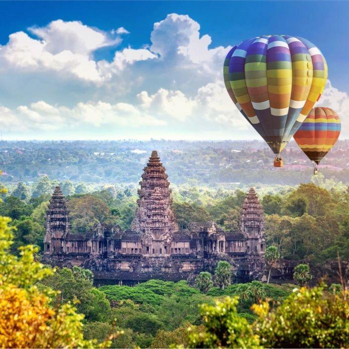 Tour Angkor Wat