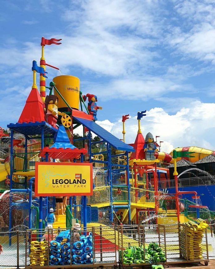 Water Park Legoland Malaysia