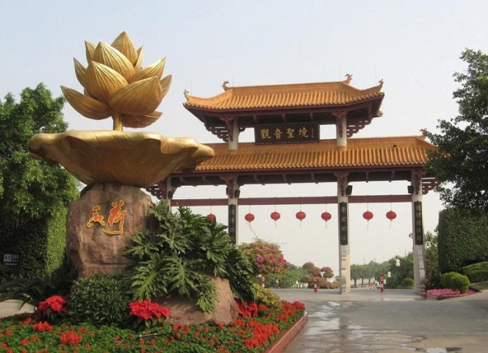 Du lịch Trung Quốc-Liên Hoa Sơn
