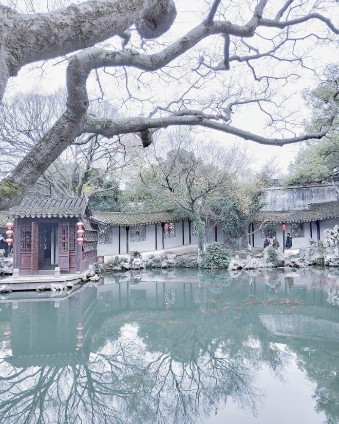 Du lịch Trung Quốc-Lưu Viên