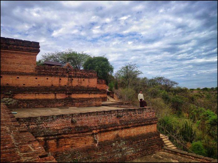 Khám phá Myanmar qua Đền Kyauk Gu U Min
