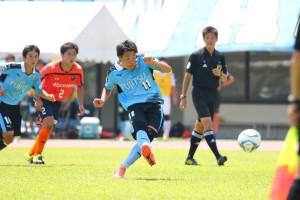 今大会3ゴールの瀬川選手