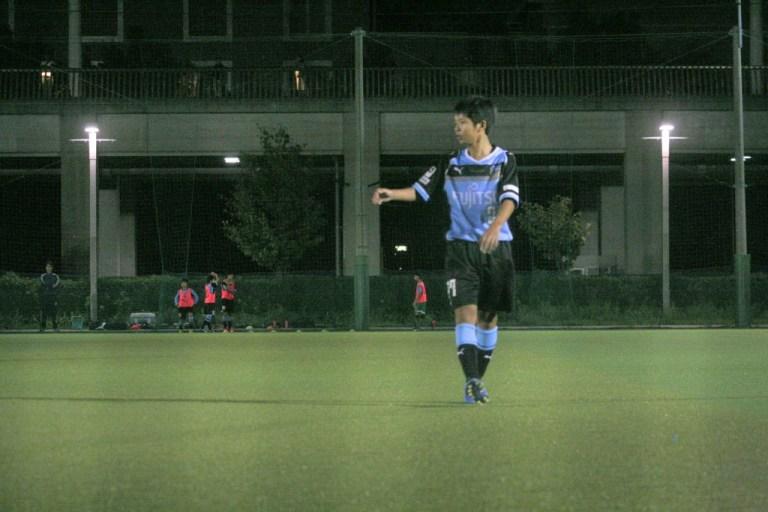 終盤には好守を見せた澤田選手