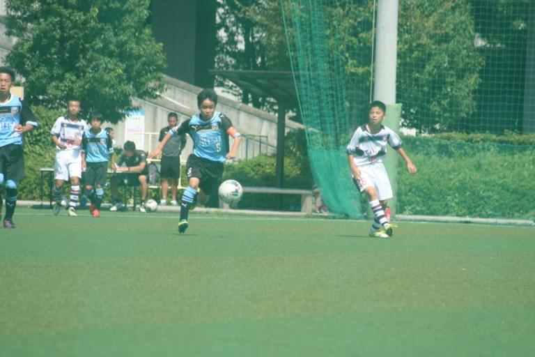 キャプテンの横澤選手