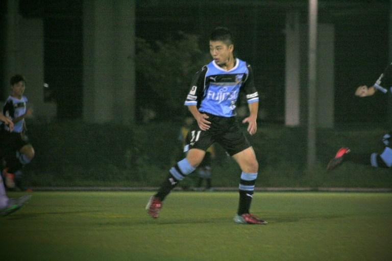 左SBでの先発、鈴木大翔選手