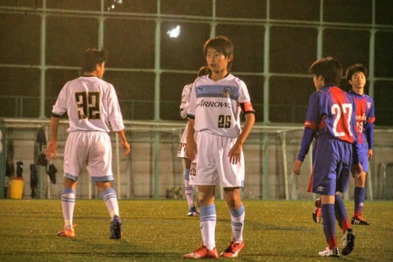 ゲームキャプテンの小澤選手