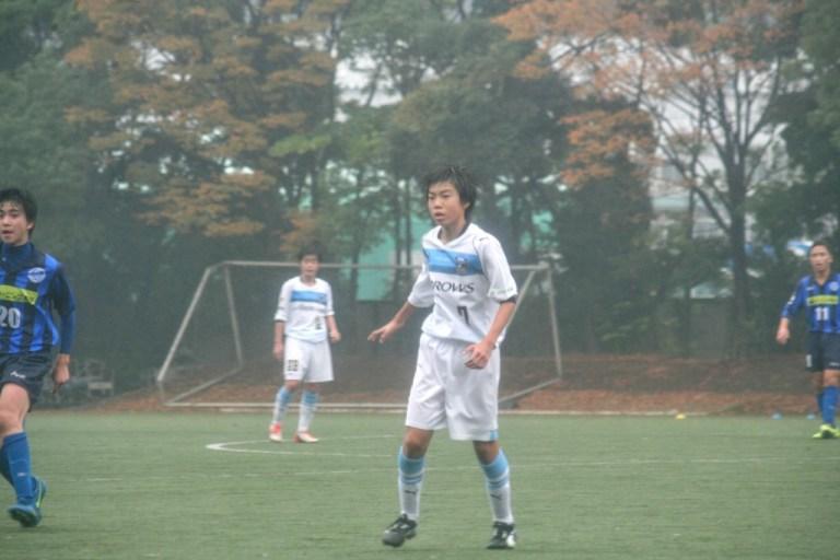 途中出場の岩村勇暉選手