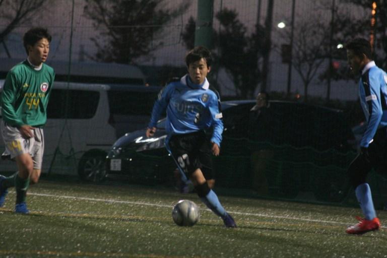 奥山璃空選手