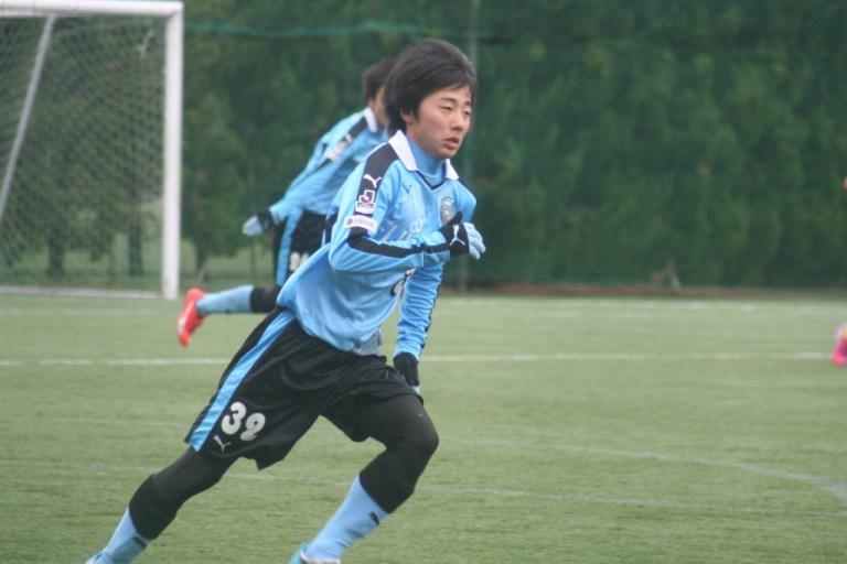 けがが癒え久しぶりの出場となった村田聖樹選手