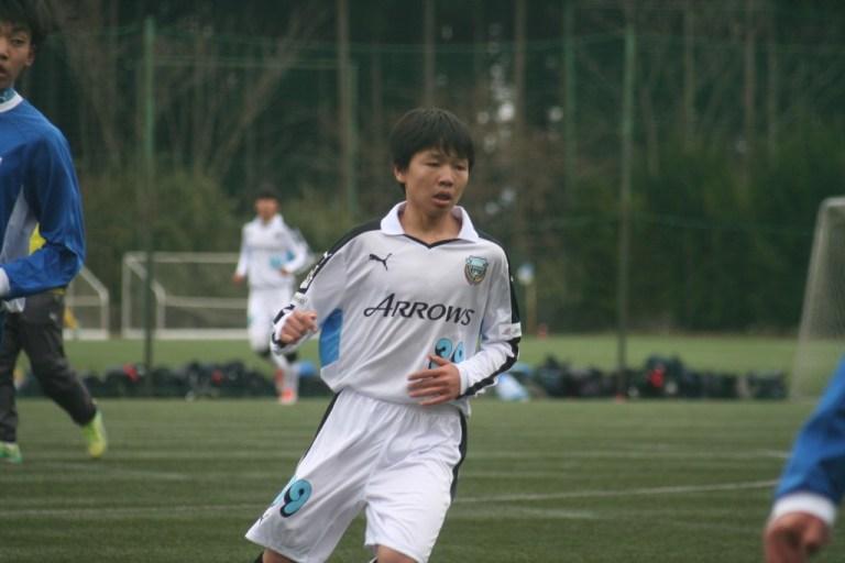 試合後に行われた練習試合では古屋雄帆選手が出場した