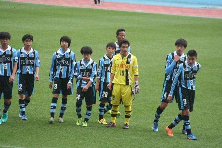 湘南ベルマーレ戦は4-0で勝利した